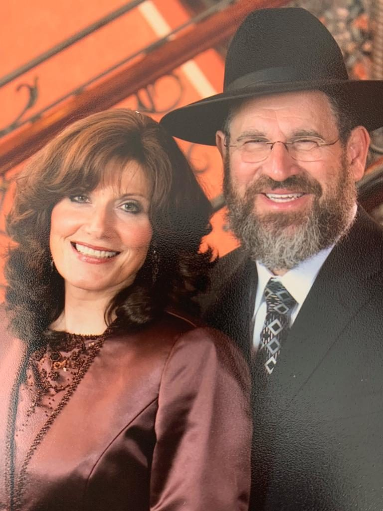 Rabbi & Mrs Kimche